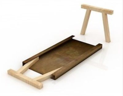 Construirea unei mese din lemn How to make a wood table 16