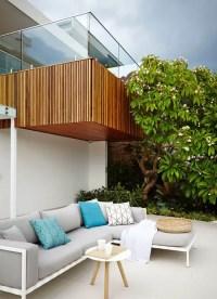 Wooden balcony design ideas, perfect harmony