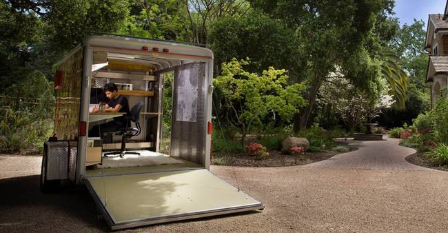 biroul mobil the mobile office