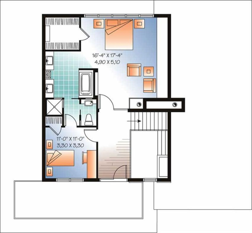 case cu terase din sticla house plans with glass terrace 14