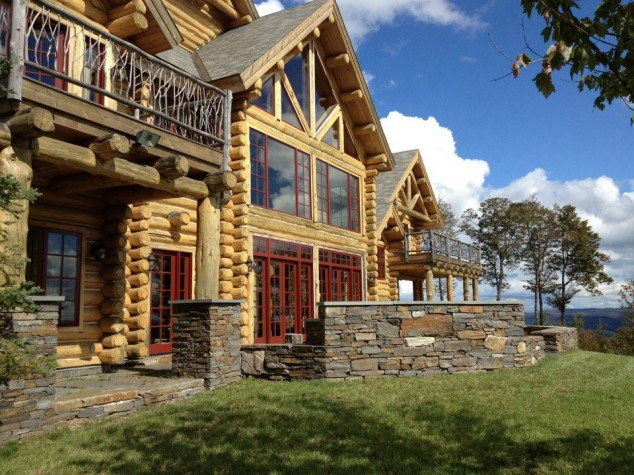 cele mai frumoase case din lemn best wooden house designs 16