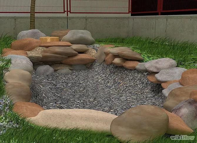 Construirea unei cascade de gradina in pasi simpli - How to build a swimming pool waterfall ...