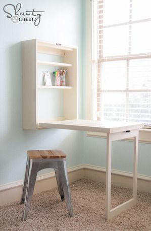 construirea unui birou how to build a desk 11
