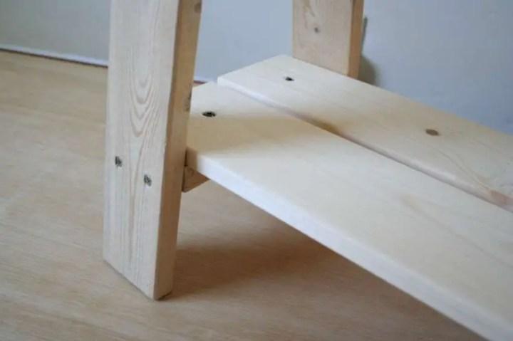 construirea unui birou how to build a desk 4