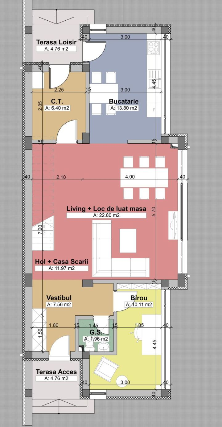 A.2 Plan Parter _ Layout