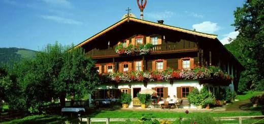 Proiecte de case in stil austriac frumoase