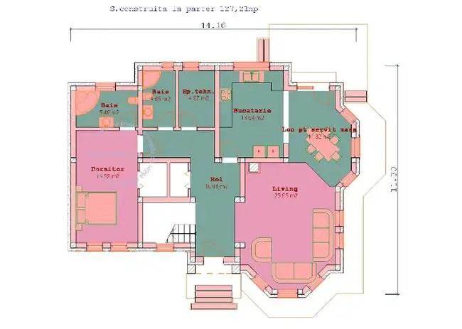proiecte de case in stil clasic classic house plans designs 7