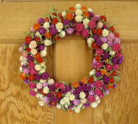 cele mai frumoase aranjamente cu imortele Best dried flower arrangements