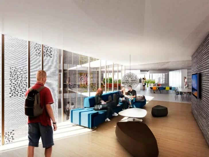 Modern Student Housing Architectural Design  Bold Ideas
