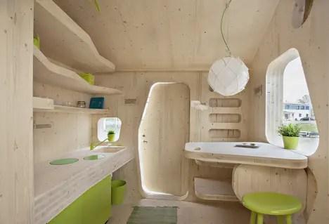 cele mai moderne camine studentesti modern student housing architectural design 6