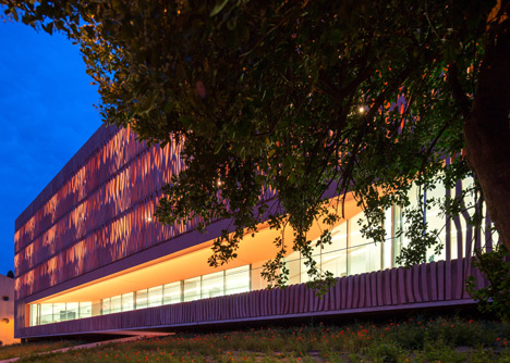 cele mai moderne camine studentesti modern student housing architectural design 9