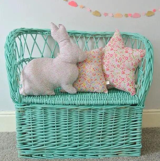 obiecte utile din resturi textile Fabric leftovers recycle ideas 13