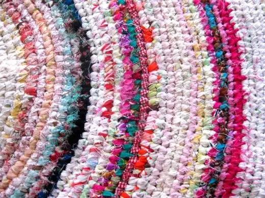 obiecte utile din resturi textile Fabric leftovers recycle ideas 8