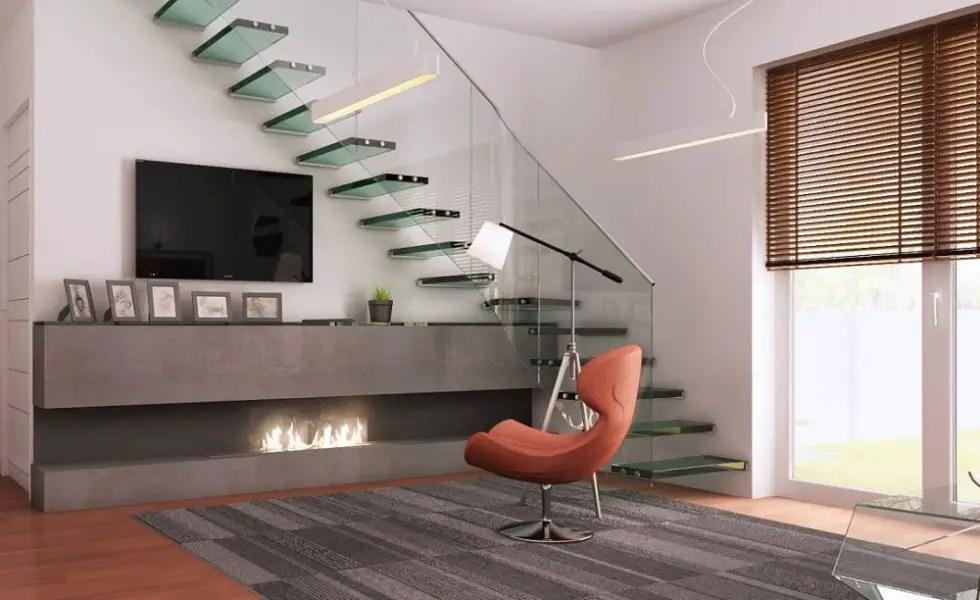 Proiecte de casa cu scara interioara