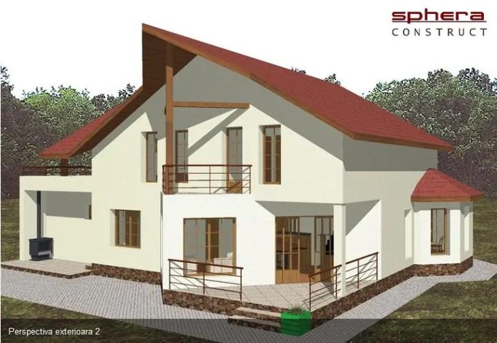 proiecte de casa cu scara interioara Interior staircase house plans 7