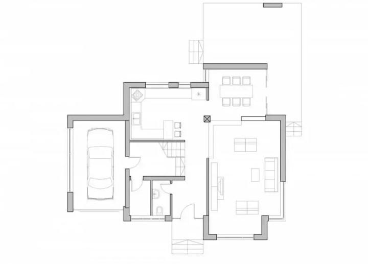 proiecte de case cu trei dormitoare Three bedroom house plans 3