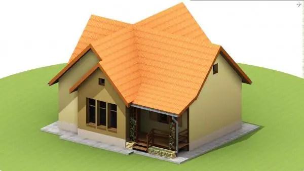 proiecte de case din barne Timberframe house plans