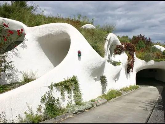 Satul subteran din Elvetia