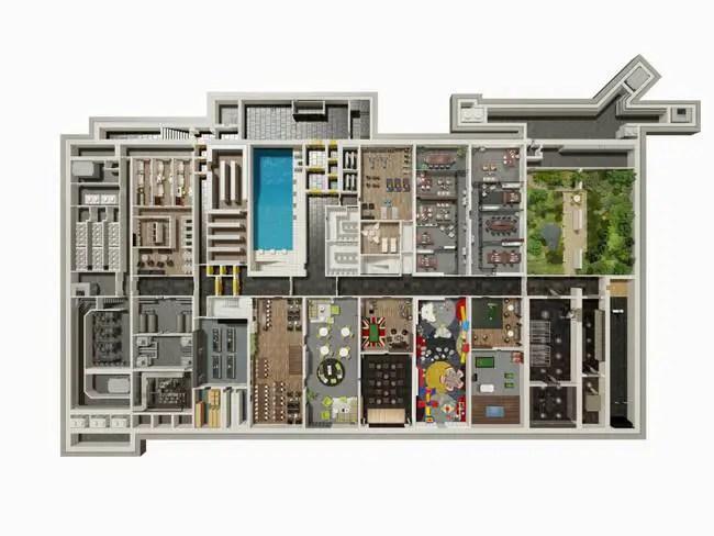 Apartamentele din buncar  din Cehia