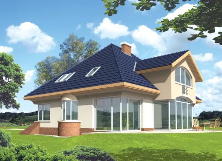 Case cu bovindou 3 proiecte pentru o locuinta cu for House plans with bay windows