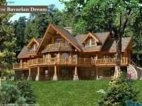 Bavarian style houses - rustic elegance