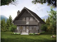 Swiss Style House Plans - Between Rustic and Modern - Houz ...