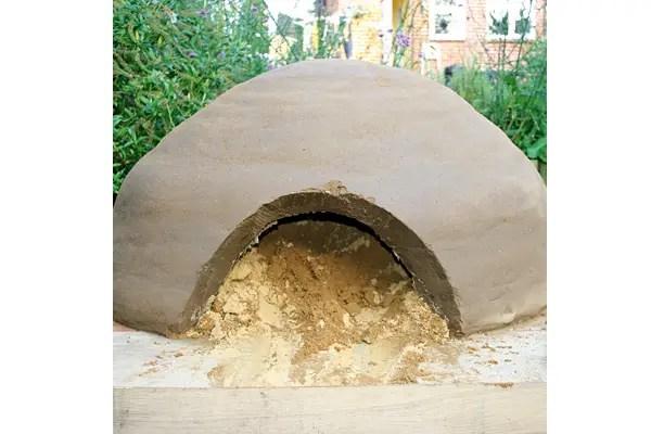 constructia unui cuptor de pizza How to build a pizza oven 6