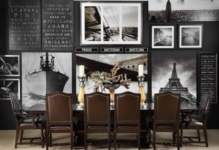 Design interior pentru cei pasionati de calatorii in lume