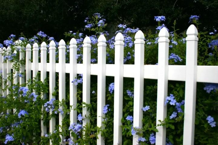 gardulete din lemn pentru gradina Garden fencing ideas 4