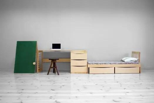 mobila inteligenta pentru copii Smart kids furniture 5