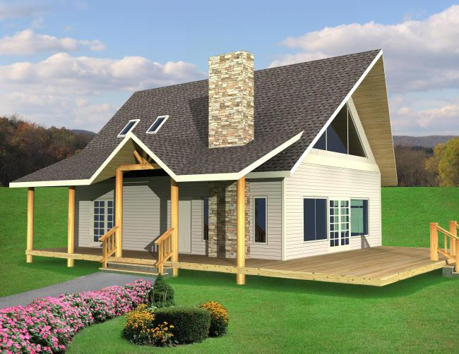 20 Photos And Inspiration Cheap Houses To Build Plans