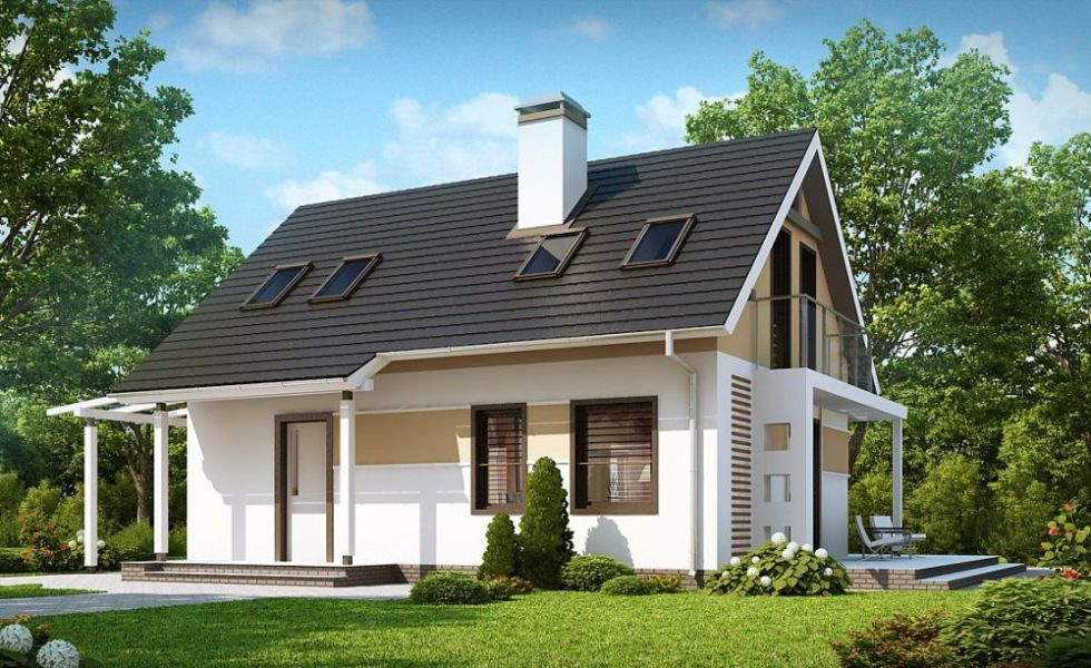Proiecte Case Ieftine Mansarda House Plans That Cheap To Build Resize 980 Mici Casele