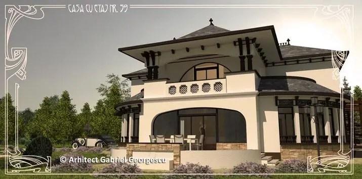 proiecte de case in stil conac mansion house plans 8