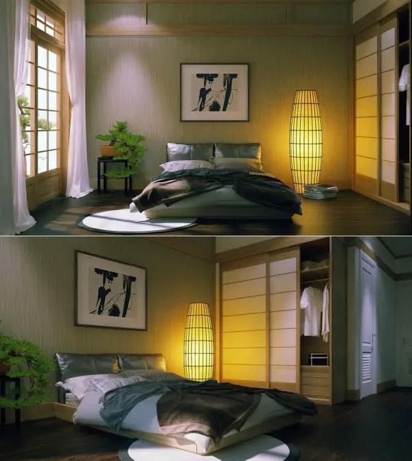 amenajari interioare in stil japonez Japanese interior design 15