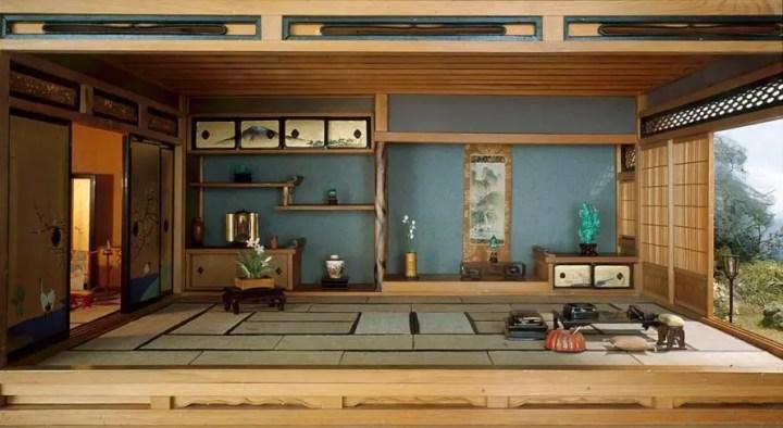 amenajari interioare in stil japonez Japanese interior design 18