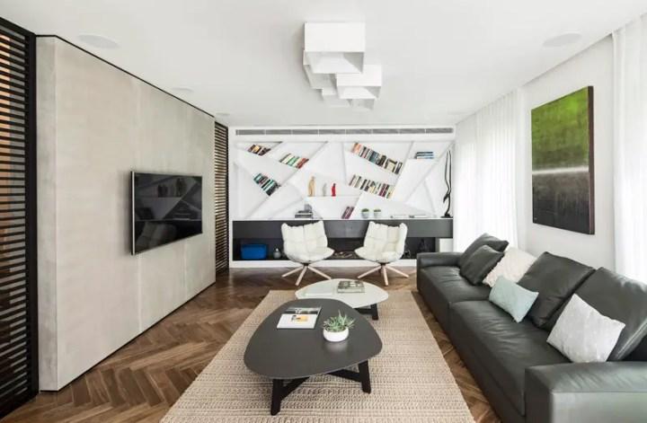 casa-birou contemporary design home office