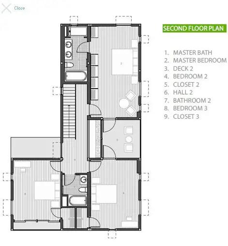 case din module prefabricate prefabricated modular homes 3