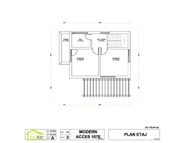 case moderne din lemn modern wood house plans 12