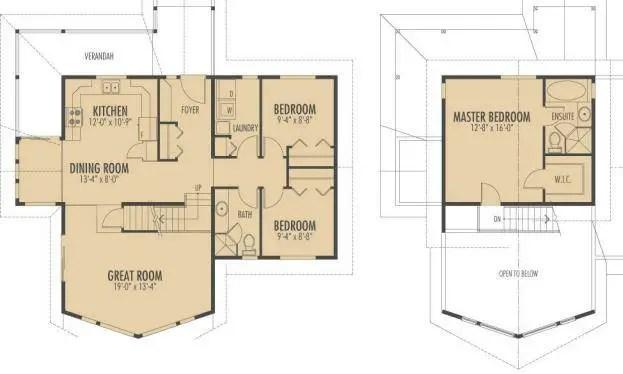 case moderne din lemn modern wood house plans 3