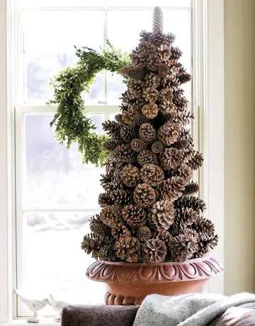 cele mai frumoase decoratiuni de craciun The most beautiful natural Christmas decorations 8