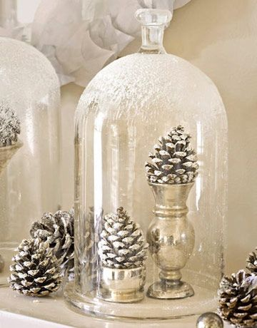 cele mai frumoase decoratiuni de craciun The most beautiful natural Christmas decorations 9