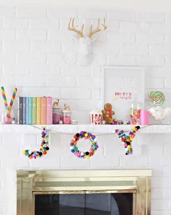 decoratiuni de craciun pentru spatii mici Christmas decorations for small spaces 13