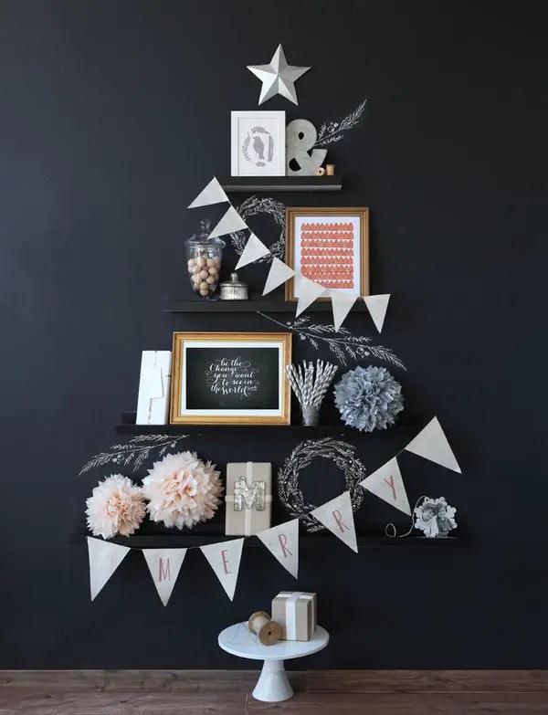decoratiuni de craciun pentru spatii mici Christmas decorations for small spaces 3