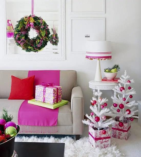 Decoratiuni din crengi de brad acasa