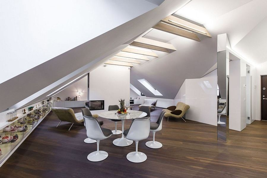Design interior pentru un apartament mic si modern