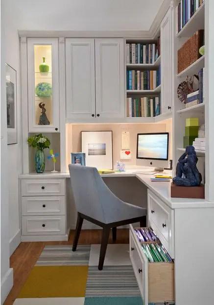 idei de amenajare a unui birou office design ideas 4