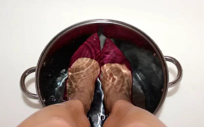 Metode de largire a pantofilor usor