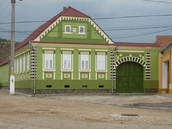 proiecte de case din ardeal Transylvanian style houses 10