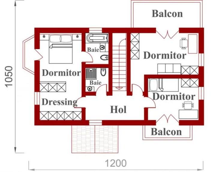 proiecte de case din ardeal Transylvanian style houses 8