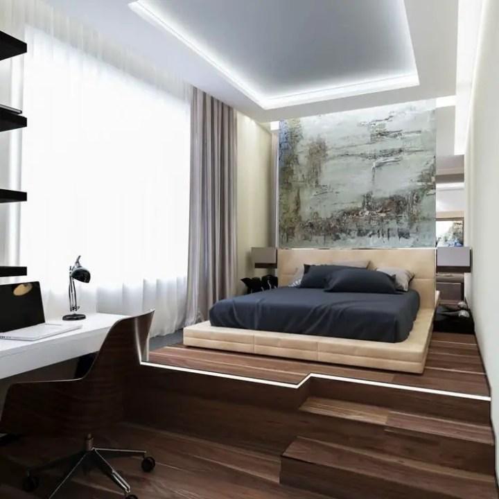 Apartamente amenajate modern si elegante